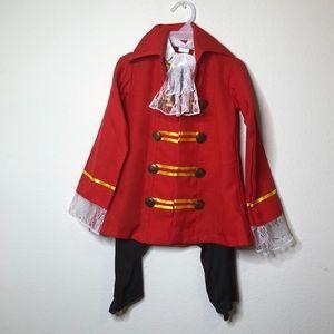 👻LAST 3🎃 pirate Halloween costume size 2T-4T
